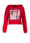 Czerwona Bluza Kelasis