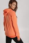 Pomarańczowa Bluza Phemelle