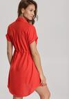 Czerwona Sukienka Ocerinda