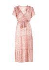 Różowa Sukienka Amanohre