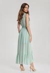 Jasnozielona Sukienka Dorieneva