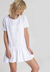Biała Sukienka Jennireida