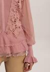 Różowa Bluzka Dorieris