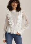 Biała Bluzka Dorieris