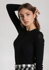 Czarny Sweter Themiphaia