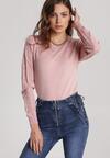 Różowy Sweter Aethelea