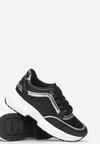 Czarne Sneakersy Lorerian