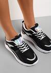 Czarne Sneakersy Kelanya