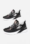 Czarne Sneakersy Chenerien