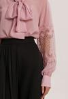 Różowa Bluzka Merinah