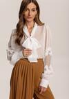 Biała Bluzka Merinah