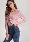 Różowy Sweter Alurenna