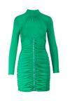 Zielona Sukienka Peisidanea