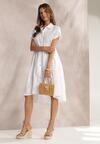 Biała Sukienka Arribelle