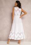 Biała Sukienka Aethinope