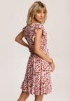 Łososiowa Sukienka Themiphine