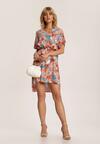 Łososiowa Sukienka Thalafer