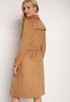 Camelowy Płaszcz Usinlenne
