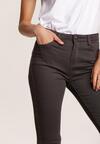 Ciemnoszare Spodnie Skinny Eliteia