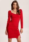 Czerwona Sukienka Jilyss