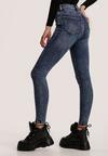 Niebieskie Jeansy Skinny Zharos