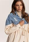 Beżowa Koszula Winysha
