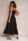 Czarna Sukienka Aezlenne