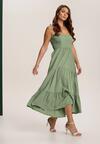 Zielona Sukienka Aezlenne