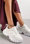 Białe Sneakersy Tinlyss