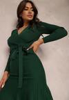 Zielona Sukienka Nemortila