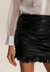 Czarna Spódnica Prisyss