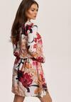 Różowa Sukienka Zapopa