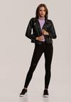Czarne Spodnie Skinny Urillyss