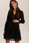 Czarna Sukienka Strophia