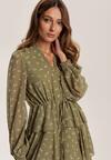 Zielona Sukienka Crothesis