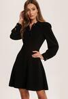 Czarna Sukienka Bonaluria