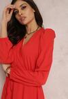 Czerwona Sukienka Eilceran