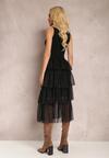 Czarna Sukienka Gifdiane