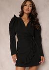 Czarna Sukienka Zarinyra