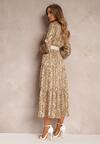 Beżowa Sukienka Sharvielle