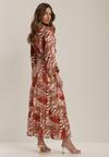 Beżowa Sukienka Ginorerris
