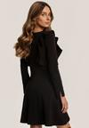 Czarna Sukienka Uhrlenne