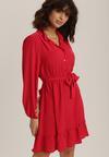 Czerwona Sukienka Sarera