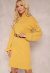 Żółta Sukienka Thelaya