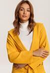 Żółty Kardigan Urilless