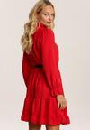 Czerwona Sukienka Ornila
