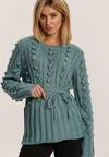 Niebieski Sweter Sharona