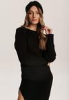Czarna Sukienka Xenoria