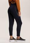 Granatowe Spodnie Yseriesh