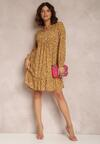 Żółta Sukienka Phislenne